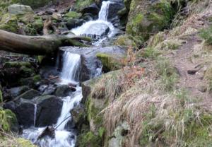 Wasserfall © M. Thiel
