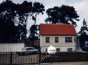Hanke & Sohn, Büro, Werkstatt